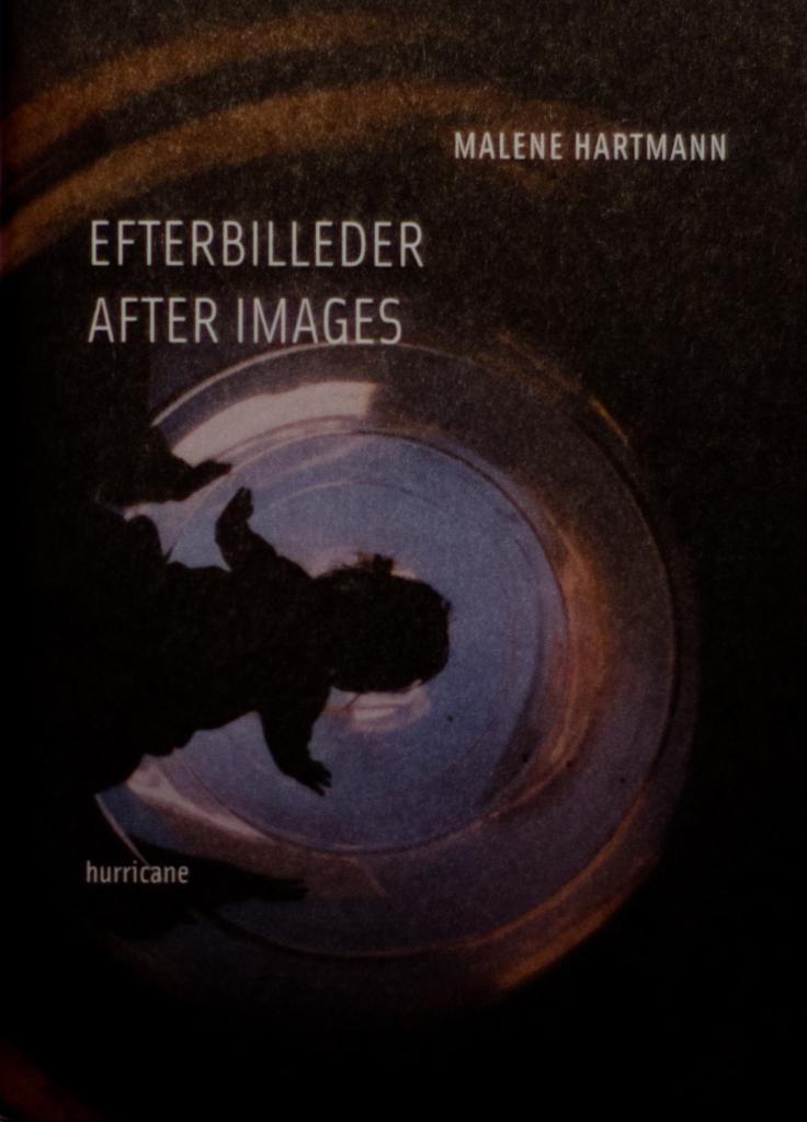 Efterbilleder/ After images – artist book af Malene Hartmann