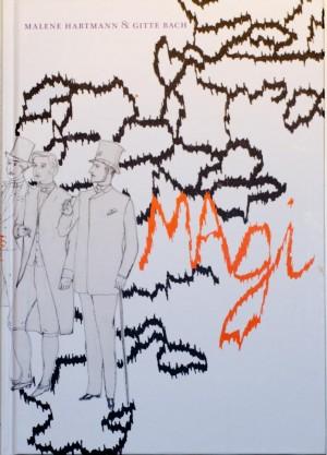 MAGI – artist book af Malene Hartmann og Gitte Bach